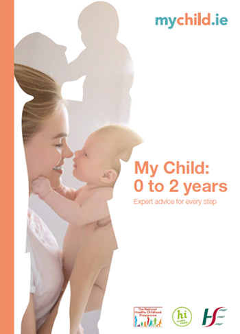 My Child 0 to 2 years book