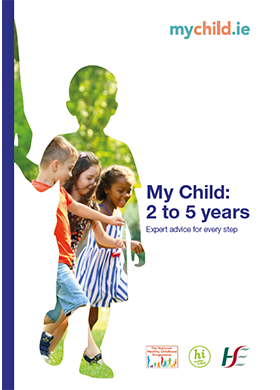 My Child 2 to 5 years book